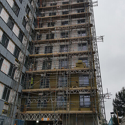 Commercial Scaffolding southampton