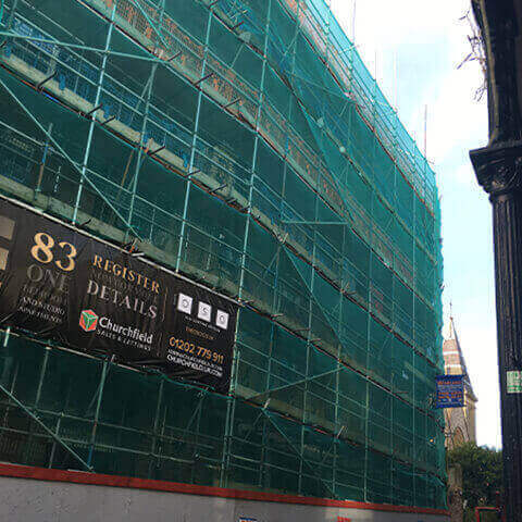 Bournemouth Scaffolding Contractors