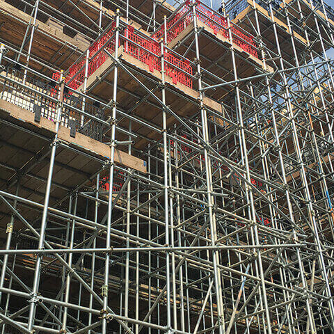 WSCL Heritage Scaffolding 7
